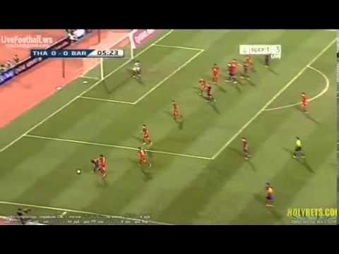 Neymar Dribble Skill Pass 2 Players