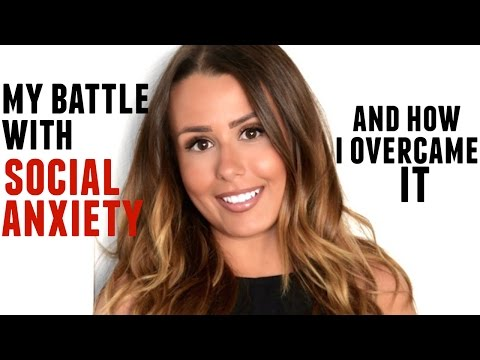 My Battle with Social Anxiety & How I Overcame It