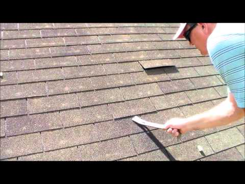 How to Fix a Roof Leak in Asphalt Shingle Roofing