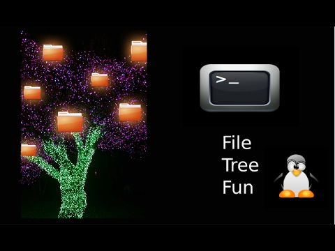 See your Hard Drive partitions in a tree like format [Linux Terminal]