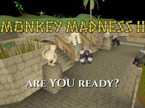 Monkey Madness II Quest Requirements - What do we know about it so far?