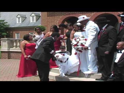 Wedding Coverage Founders Inn Virginia Beach Virginia