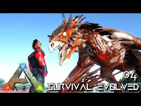 Download ARK: SURVIVAL EVOLVED - ZOMBIE FIRE WYVERN IS BORN