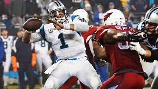 Cam Newton First Nfl Game Highlights 422 Yards 3 Tds