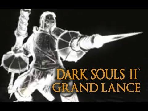 Dark Souls 2 Grand Lance Tutorial (dual wielding w/ power stance)
