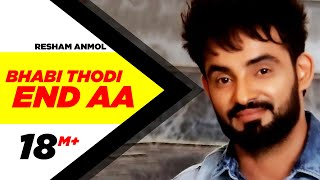 Bhabi Thodi End Aa (Full Video)   Resham Anmol   Latest Punjabi Song 2016   Speed Records