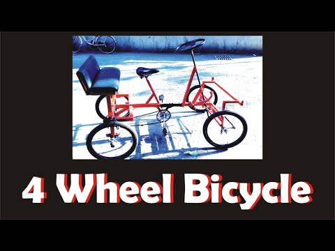 Pedal bike Car
