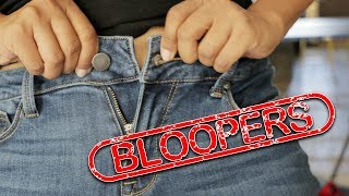 BLOOPERS: Awkward Body Problems Girls Face