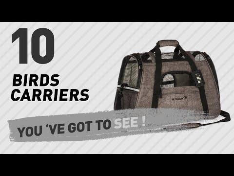 Top 10 Birds Carriers // Birds Lover Channel Presents: