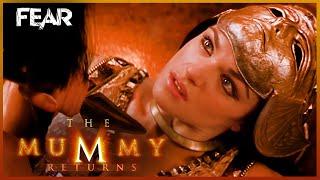 Download Anck Su Namun Vs Nefertiri | The Mummy Returns Video