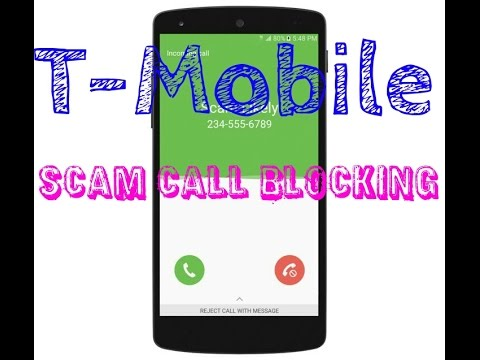 T-Mobile announces free, automatic scam call blocking