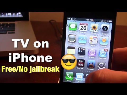 New How To Watch Live Cable Tv Free With Ios 9 & Up With Iphone/ipad/ipod Touch .No jailbreak