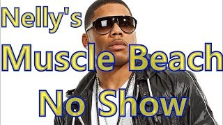 Rapper Nelly