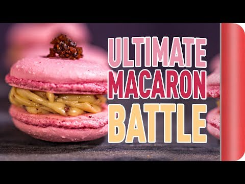 THE ULTIMATE MACARON BATTLE