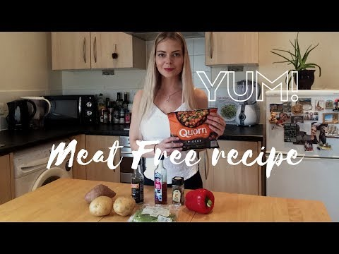 Quorn MEAT FREE Recipe