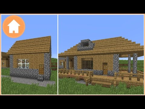 Minecraft: How to Transform an NPC Village House