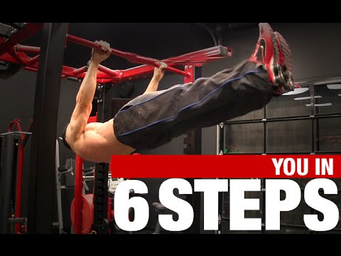 Mastering the Front Lever (JUST 6 STEPS!!)