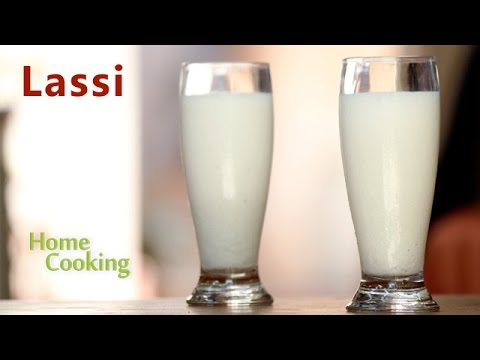 How To: Plain Lassi | Ventuno Home Cooking