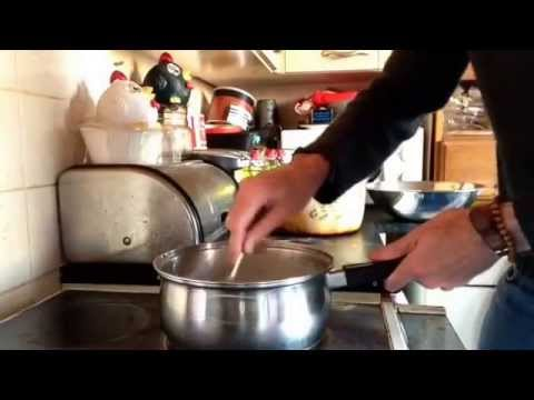 Cheese sauce made smooth