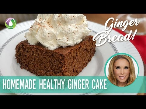 Uncle Willard's Gingerbread Made Healthy - Protein Treats By Nutracelle