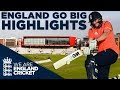 England Go Big In Manchester England V New Zealand Only IT20 2015 Highlights