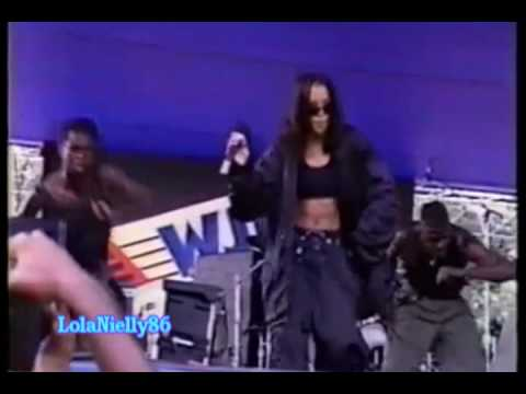 Aaliyah-Throw Your Hands Up/At Your Best(Very Rare)RE-EDIT