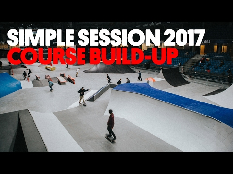 Simple Session 17 course build-up / FULL CLIP!