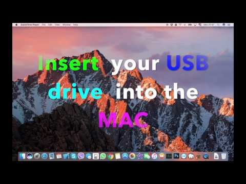 Create ISO on MAC OS from USB Drive, CD/DVD or Folders  on