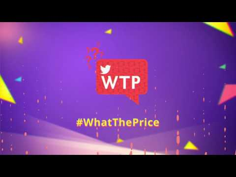 #WhatThePrice - Yayvo.com Launches New Twitter Price Drop Campaign