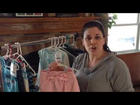 JBF:How to Hang & Tag Clothing Items