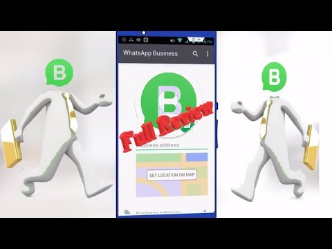 Full Review of Whatsapp Business App in Android