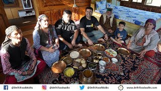 Jalori Village Food Tour | 24 hours with a local Himachali Family
