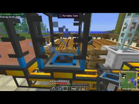 Minecraft FTB EP 34 Minefactory Reloaded spawners and pink slimeballs