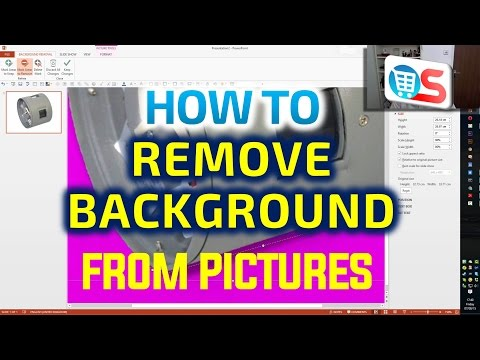 How to Remove Background From Product Pictures for Amazon or eBay Listings using MS PowerPoint