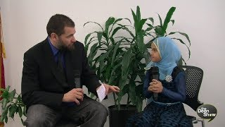 Memory: Maryam Masud was interviewed by the Deen Show