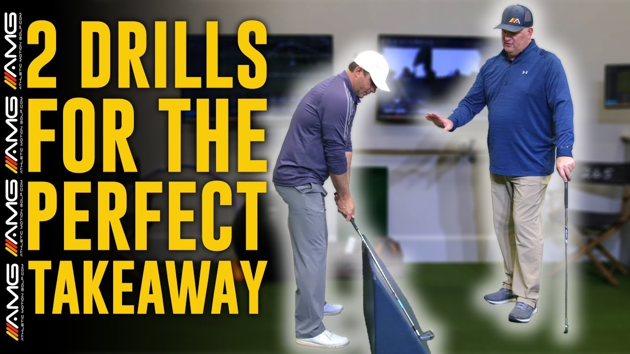 Drills To PERFECT The Takeaway In Your Golf Swing 🏌️‍♂️