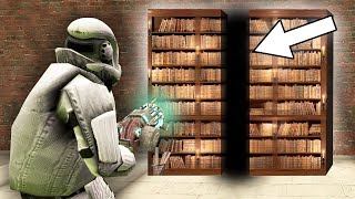 YOU WON'T BELIEVE WHATS IN HERE! (Gmod Prop Hunt)