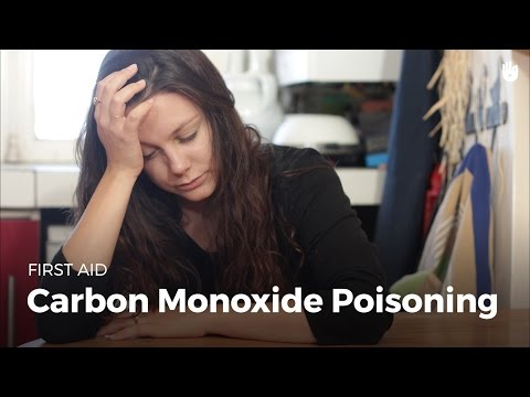First Aid: Carbon Monoxide Poisoning | First Aid
