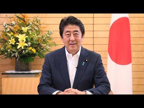 内閣総理大臣 安倍晋三  【アメリカ留学インタビュー 】