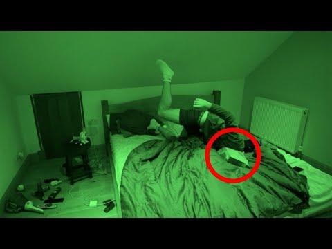 i filmed my parents sleeping at 3am...