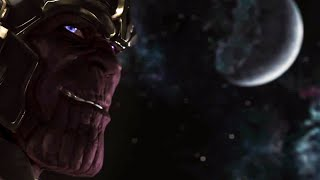 THE AVENGERS Thanos Post-Credit Scene (2012) Movie Clip
