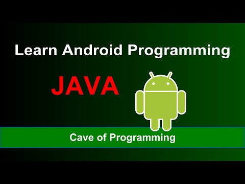 Getting the Demo Map App Running: Practical Android Java Development Part 87