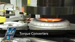 Vertical Rotary Friction Inertia Welder for Torque Converters - Model 120V