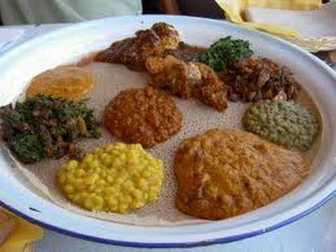 Ethiopian Recipes by Keith Lorren