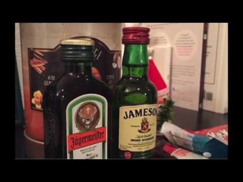 Confiscated Booze By TSA