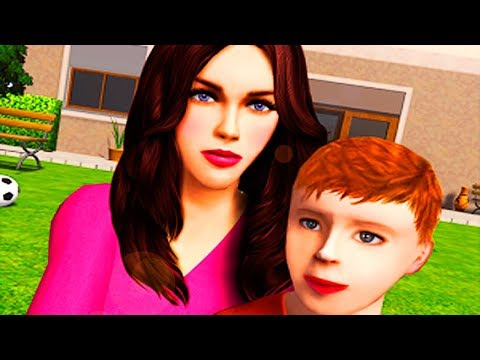 Virtual Mom Happy Family 3D - Android GamePlay FullHD