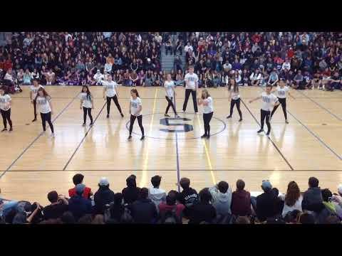Sequoia High School Dance Team 4/20/18
