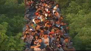 The Hispanic child migrants desperate to reach America