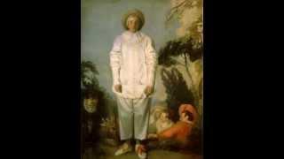 Mock Pierrot - A moving tribute to Watteau