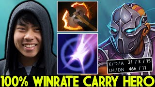 ANA [Anti Mage] 100% Winrate Carry Heroes Destroy Pub Game Dota 2